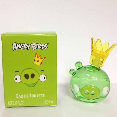 น้ำหอมขนาดทดลอง Angry Bird Eau De Toilette #King Pig