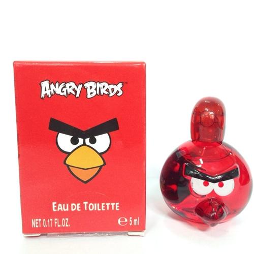 น้ำหอมขนาดทดลอง Angry Bird Eau De Toilette #Red Bird