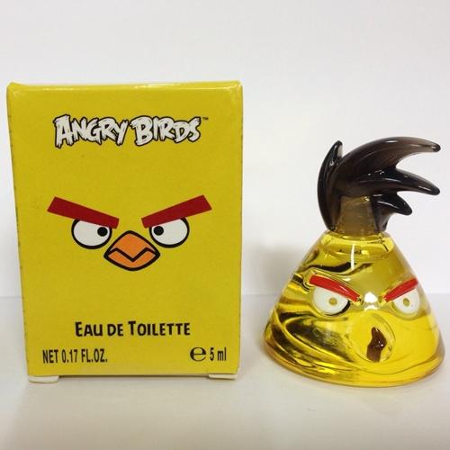 น้ำหอมขนาดทดลอง Angry Bird Eau De Toilette #Yellow Bird