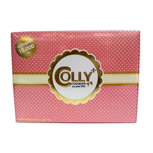 อาหารเสริม Colly Plus Collagen 10,000 mg.