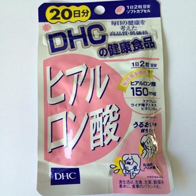อาหารเสริม DHC Hyaluronsan