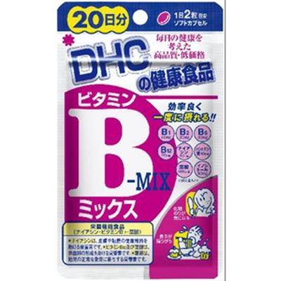 อาหารเสริม DHC Vitamin B-Mix
