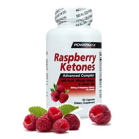 อาหารเสริม Powermax Raspberry Ketone Complex