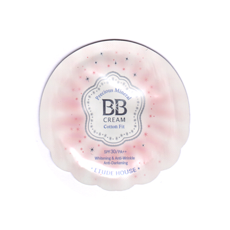 ชื่อสินค้าPrecious Mineral BB Cream Cotton Fit SPF30 PA++ #w13