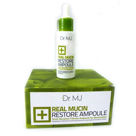 Dr. MJ Real Mucin Restore Ampoule