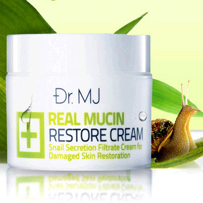 Dr. MJ Real Mucin Restore Cream