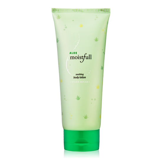 Etude House Aloe Moistfull Soothing Body Lotion