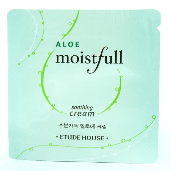 Tester Aloe Moistfull Soothing Cream Tester