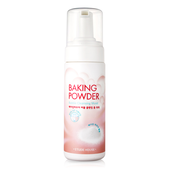 Etude House Baking Powder Bubble Cleansing Moist