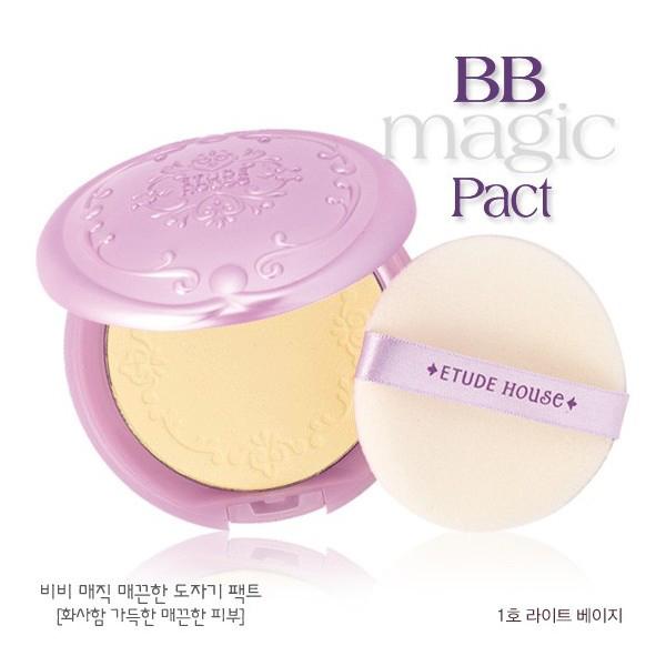 Etude House BB Magic Pact #1 Light Beige