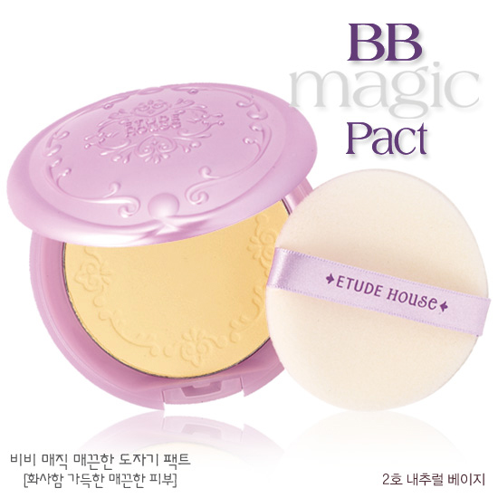 Etude House BB Magic Pact #2 Natural Beige