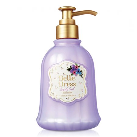 Etude House Belle Dress Lovely Look Body Lotion