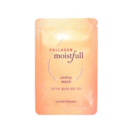 Tester Collagen Moistfull Peeling Wash Tester