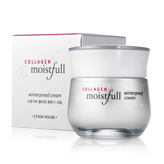 Etude House Collagen Moistfull Winterproof Cream (Anti wrinkle)