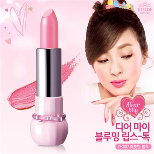Etude House Dear My Blooming Lips-Talk #PK007
