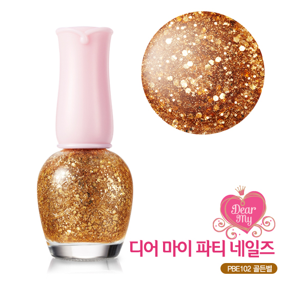 Etude House Dear My Party Nails #PBE102