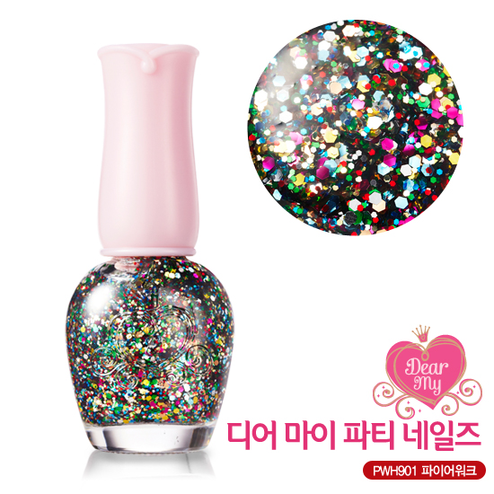 Etude House Dear My Party Nails #PWH901