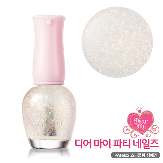 Etude House Dear My Party Nails #PWH902