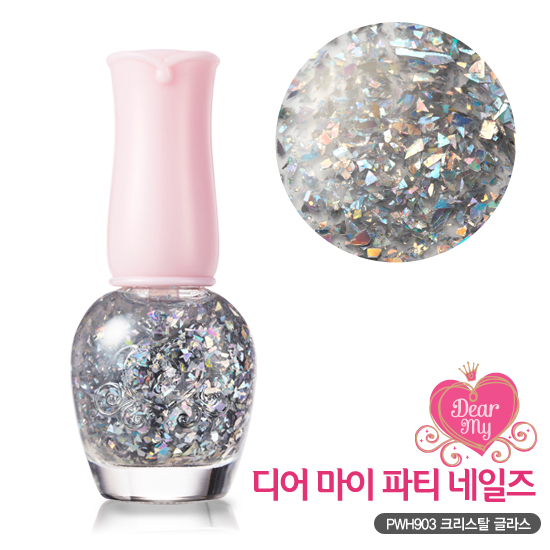 Etude House Dear My Party Nails #PWH903