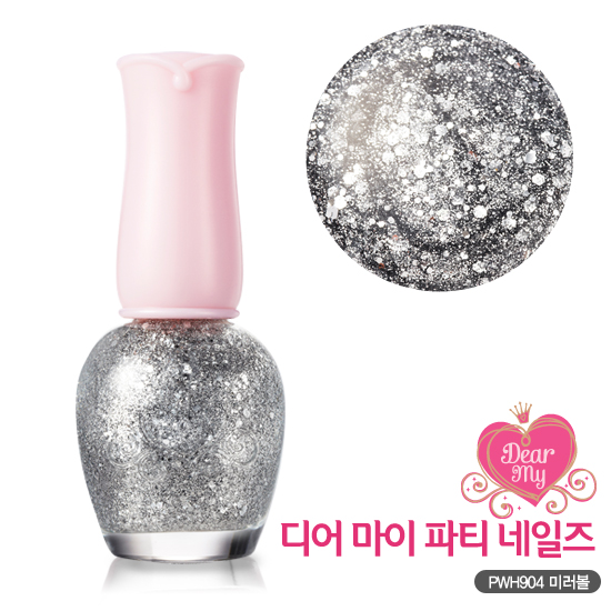 Etude House Dear My Party Nails #PWH904