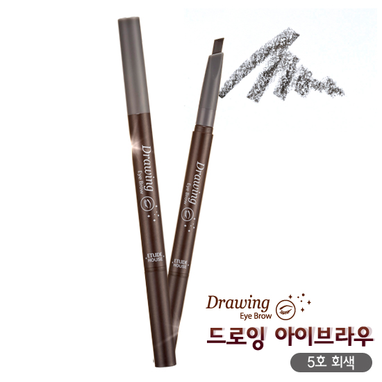 Etude House Drawing Eye Brow  #5 Grey