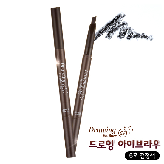 Etude House Drawing Eye Brow  #6 Black