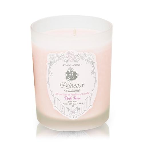 Etude House Etoinette Princess Moon Flawer Perfume Candle #Pink Rose