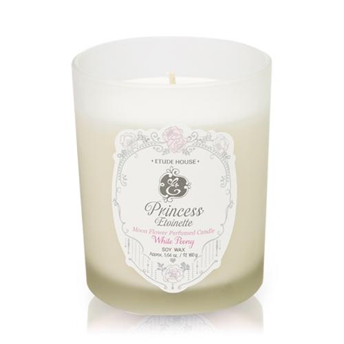 Etude House Etoinette Princess Moon Flawer Perfume Candle #White Peony
