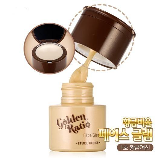 Etude House Golden Ratio Face Glam #1 Gold