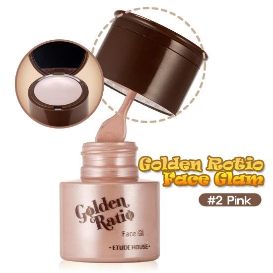 Etude House Golden Ratio Face Glam #2 Pink