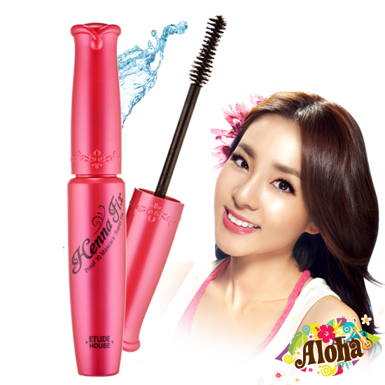 Etude House Henna Fix Proof 10 Mascara Super Fix #1 Volume Fix