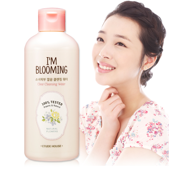 Etude House I'm Blooming Clear Cleansing Water