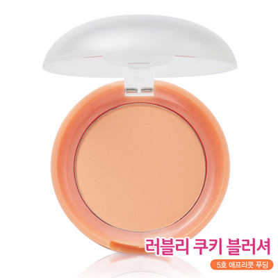 Etude House Lovely Cookie Blusher New Upgrade #5 Apricot Pudding