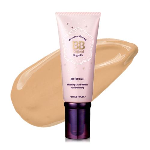 Etude House Precious Mineral BB Cream Bright Fit SPF30/PA++ #W13 Natural Beige