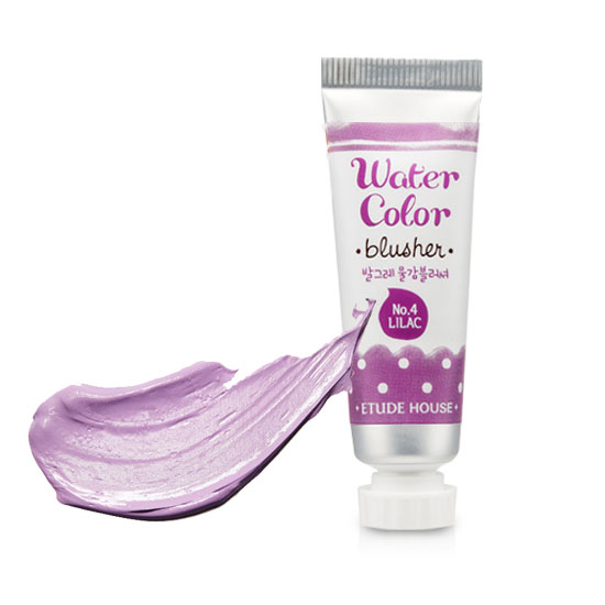 Etude House Water Color Blusher #04 Lilac