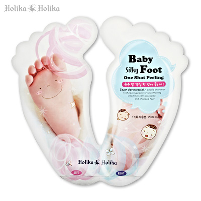 Holika Holika Baby Silky Foot One Shot Peeling