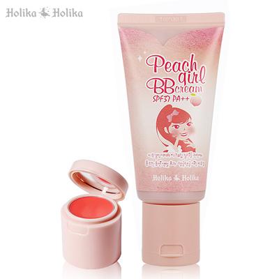 Holika Holika Peach Girl BB Cream SPF37 PA++ #2