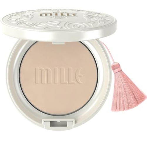 Mille Mille Whitening Rose Powder Pact SPF 48 PA+++ #01 Light