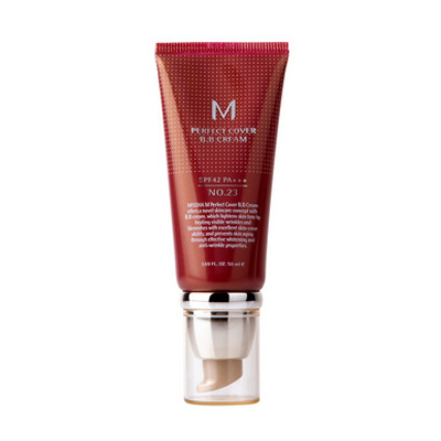 Missha M Perfect Cover BB Cream SPF42 PA+++ #23 Natural Beige