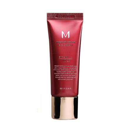 Missha M Perfect Cover BB Cream SPF42 PA+++ #23 Natural Beige 20 ml.