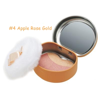 Skinfood Apple Can Multi-Blusher #4 Apple Rose Gold