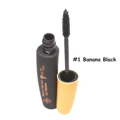 Skinfood Banana Long Lash Curl Mascara #1 Banana Black