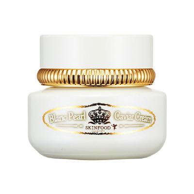 Skinfood Blanc Pearl Caviar Cream (Brightening + Anti-Wrinkle)