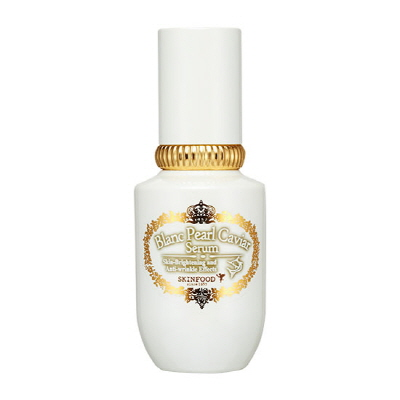 Skinfood Blanc Pearl Caviar Serum (Brightening + Anti-Wrinkle)