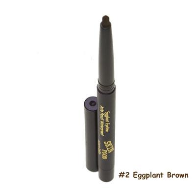 Skinfood Eggplant Eyeline Auto Pencil Waterproof  #02 Brown