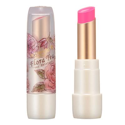 Skinfood Flora Tea Vita Tok Lipstick (Matte) #PK08