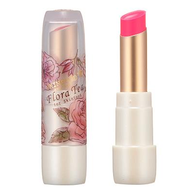 Skinfood Flora Tea Vita Tok Lipstick (Matte) #PK09