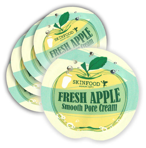 Tester Fresh Apple Smooth Pore Cream Tester