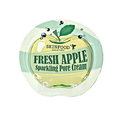 Tester Fresh Apple Sparkling Pore Cream Tester
