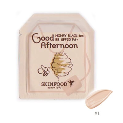 Tester Good Afternoon Honey Black Tea BB SPF 20 PA+ #01 Tester